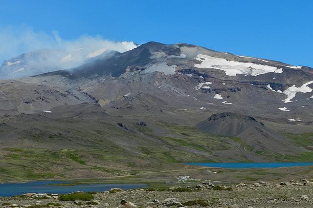 Laguna Mellizas Patagonie Argentine