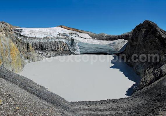 Volcan Copahue Patagonie Argentine