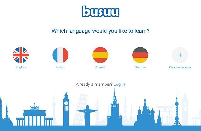 Test et avis des cours d'anglais en ligne Busuu 2019