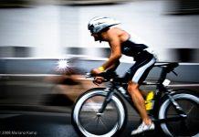 Il décide de faire un triathlon pour reprendre confiance en lui