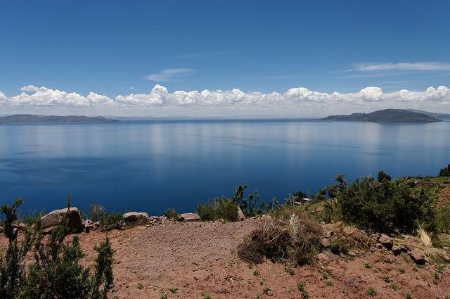 Ile Taquile Perou