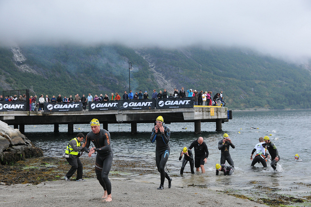 Le Norseman, le triathlon le plus dur au monde