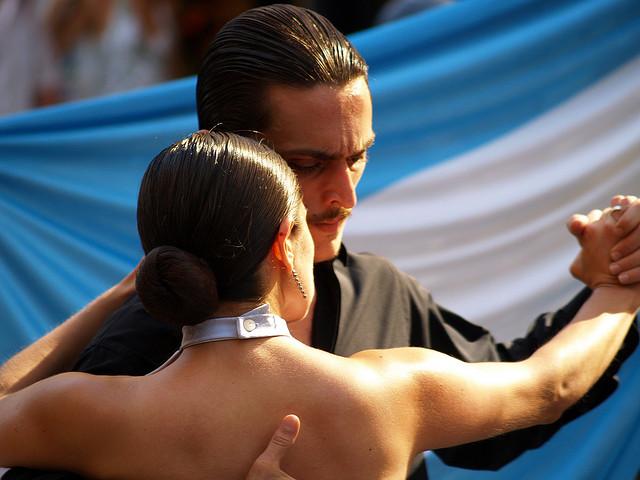 Tango codes Milonga