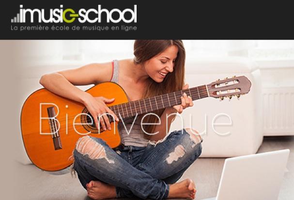 cours guitare en ligne imusic school
