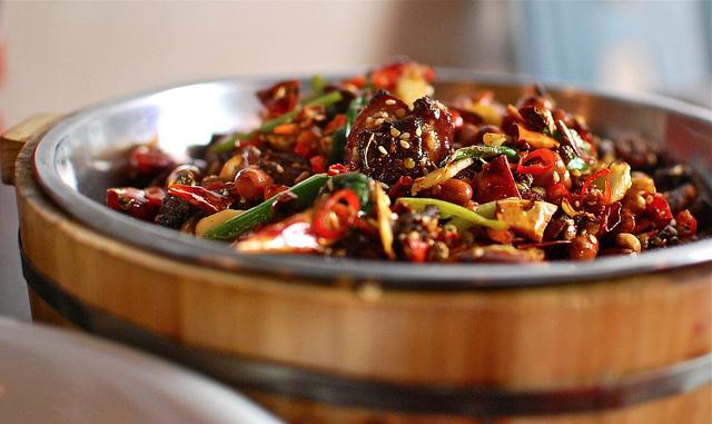 Cuisine du Sichuan